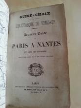 Reiseführer Paris Nantes