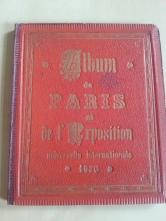 Führer Weltausstellung Paris 1878
