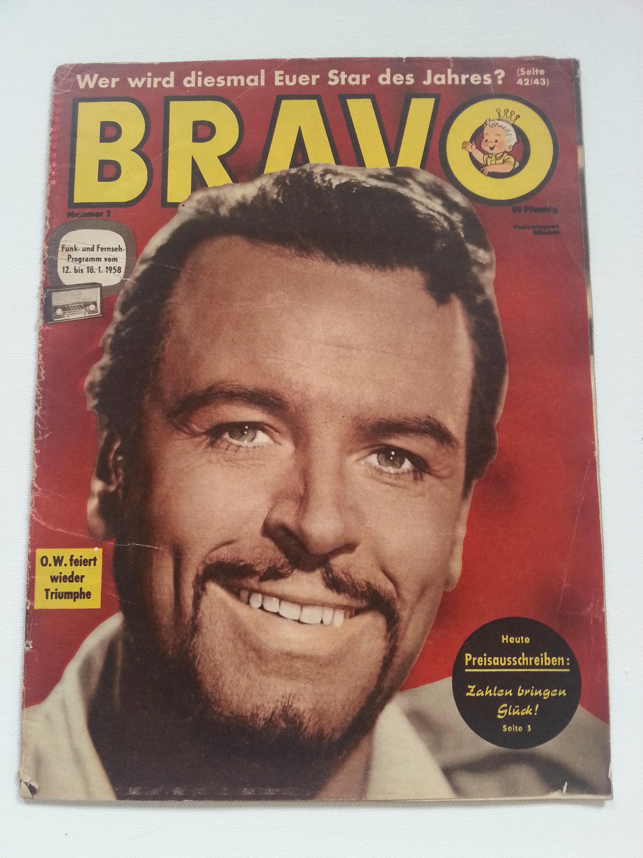 Bravo 1958