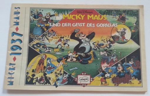 Comic Micky Maus 1937 (Nachdruck)