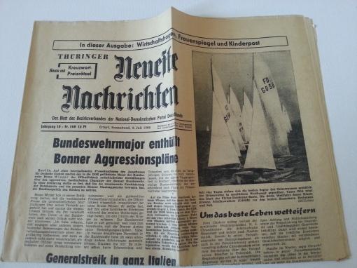 Tageszeitung Thüringer Neueste Nachrichten