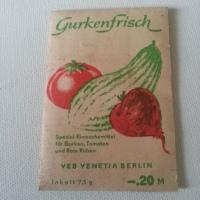 Gurkenfrisch