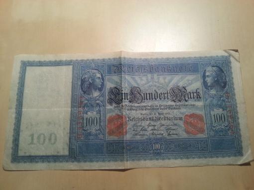 100 Reichsmark
