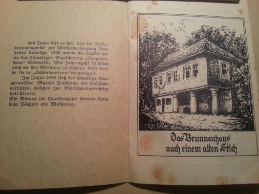 Litterarische Vereinigung Arnstadt 1926 Schönbrunn