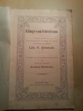 Litterarische Vereinigung Arnstadt 1894 Schönbrunn