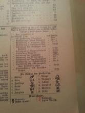 Haus-Kalender 1896 Epochen
