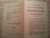 Deutscher Illustrierter Familien Kalender 1895 Buchliste Geschlechtskrankheiten