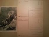 Der Adler Postkarten