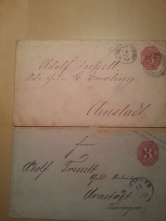 Briefe Thurn und Taxis