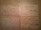 Postkarten 1884 - 1892