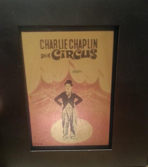 Kinodia Charlie Chaplin Der Circus BRD