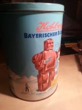 Hohberger Bayerischer Blockmalz Dose