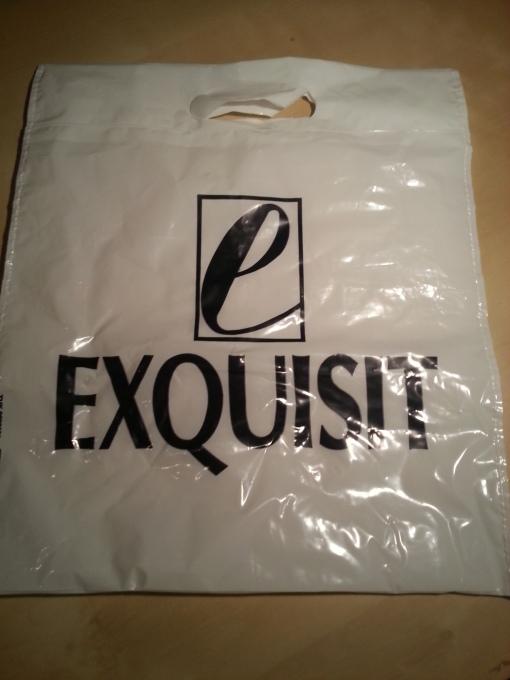 Exquisit Plastetüte
