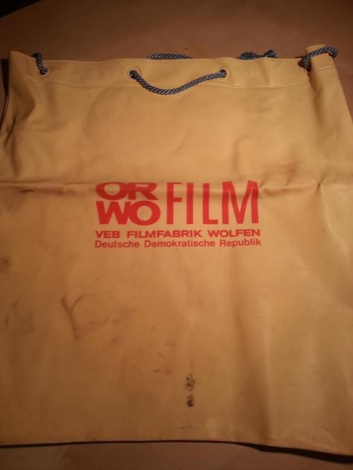 Strandbeutel ORWO Film