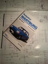 Ratgeber Wartburg mit Schaltplan