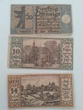 Notgeld Berlin 50 Pfennig 1921