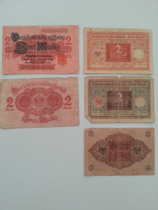 Reichsbank 2 Mark