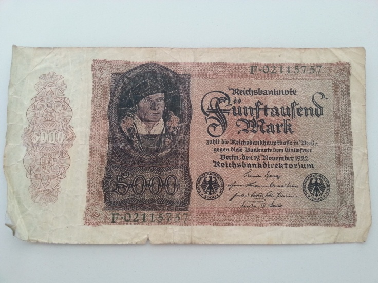 Inflation 5Tsd 19221119
