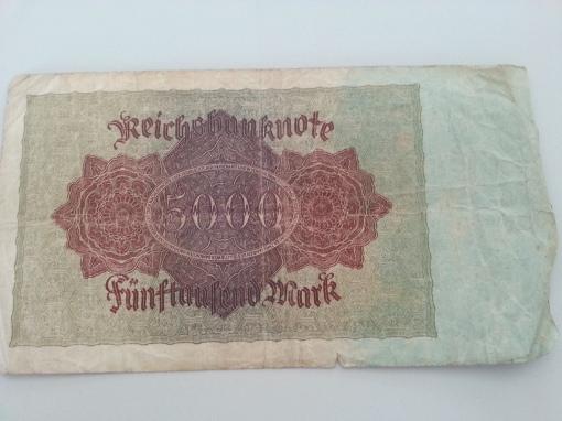 Inflation 50Tsd 19221119