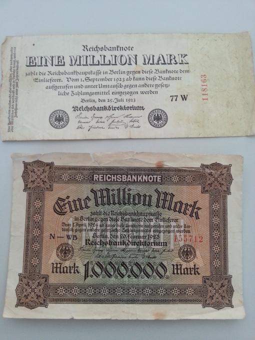 Inflation 1Mio 19230725 19230220