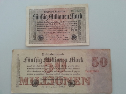 Inflation 50Mio 19230901 19230725