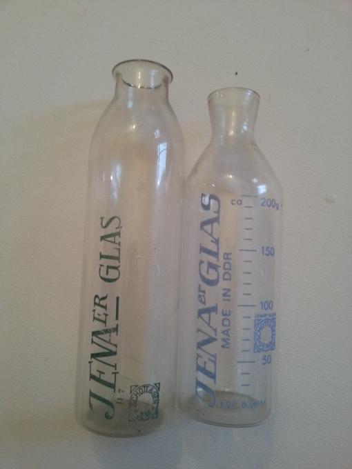 Nuckelflaschen