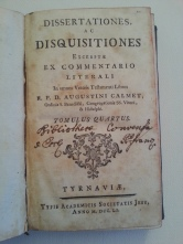 Buch Disquisitiones 1751