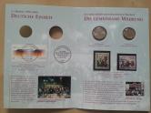 Numisbrief 10 Jahre Deutsche Einheit