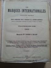 Trademark-Verzeichnis 1944