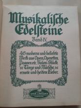 Notenbuch Musikalische Edelsteine