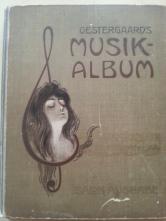 Notenbuch Oestergaards Musik-Album