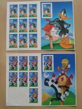 USA Briefmarken