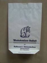 Hoffmann's Stärke Tüte