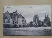 Karte Erfurt 1912