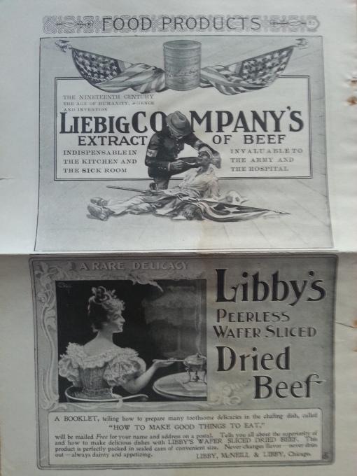 Liebig Werbung