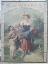 Belle Jardiniere Kalender 1887
