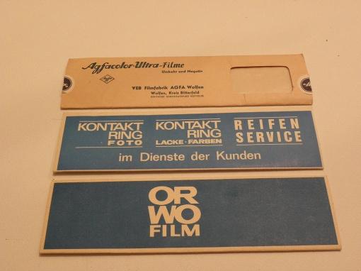 Filmtaschen