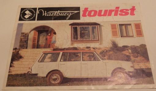 Genex-Katalog Wartburg