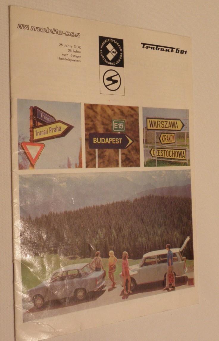 Genex-Katalog Trabant