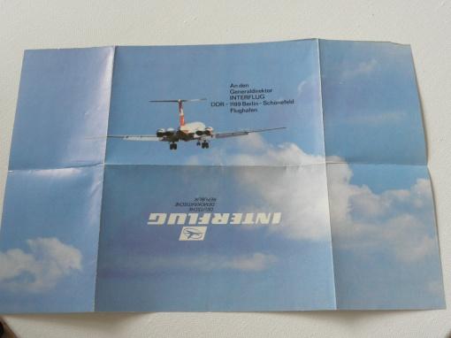 Interflug Kundenbefragung