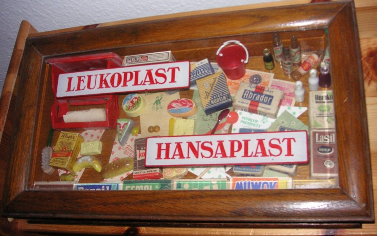 Leukoplast Hansaplast Kaufladen