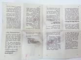 Merkblatt Auftrag an die Gruppen der Thälmannpioniere 1981/82
