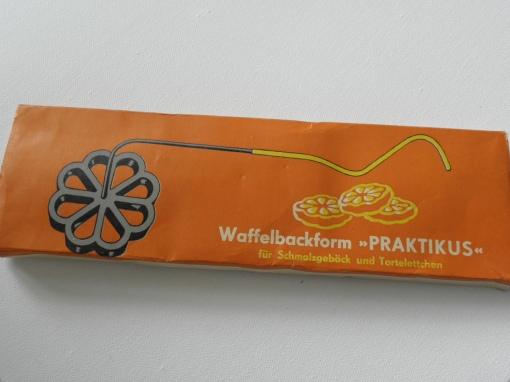 """Waffelbackform """"PRAKTIKUS"""""""