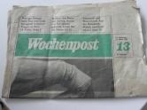 Wochenpost
