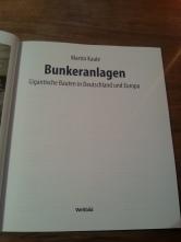 Buch Bunkeranlagen