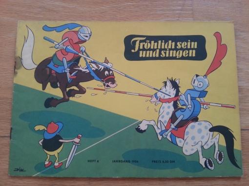 FröSi Heft 6 1956