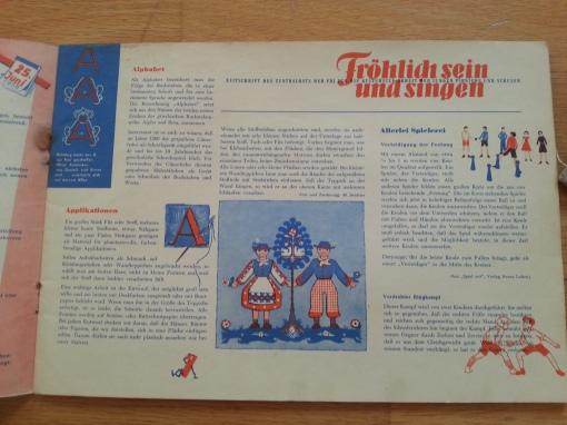 FröSi Heft 7 1956