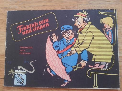 FröSi Heft 8 1956