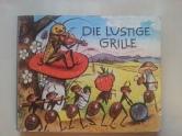 Buch Die lustige Grille
