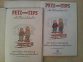 Buch Petz und Tips Kinderbuch Wolfsabenteuer